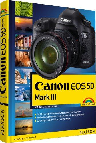 Canon EOS 5D MKIII: auch für MKII, mit 12-seitigem Pocketguide für unterwegs