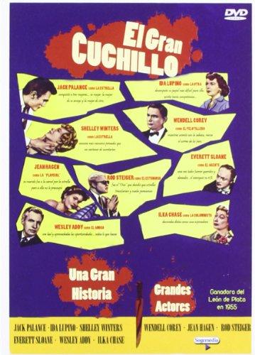 El Gran Cuchillo [DVD]