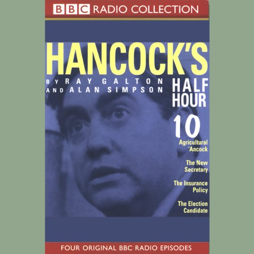 Hancock's Half Hour 10 audiobook cover art