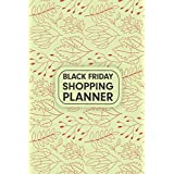 Black Friday Shopping Planner: Organizer for Thanksgiving & Christmas Planning With This Advance Black Friday Shopping Planner. (Shopping Planner)