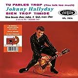 Tu Parles Trop-EP N°05 Vinyle Orange