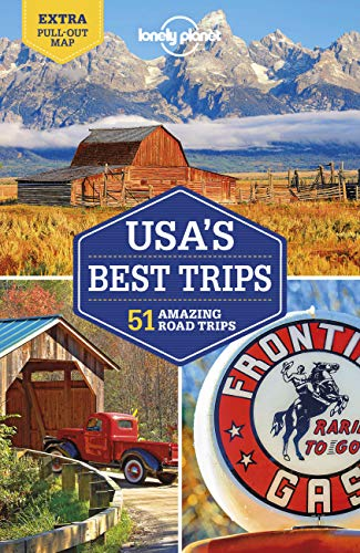 Lonely Planet USA's Best Trips 3 (Trips Country)