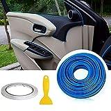 Tiras de ajuste de molduras interiores del coche -...
