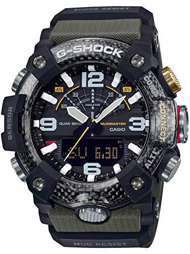 Casio Herren-Uhren Analog, digital Quarz One Size Resin 87777464