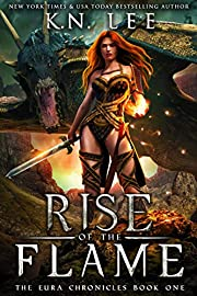 Rise of the Flame: A Norse Mythology Fairytale (Eura Chronicles Book 1)