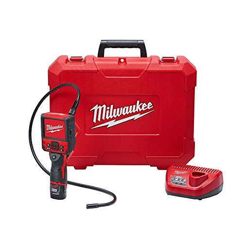 MILWAUKEE Electric Tools M12 M-Spector Flex 3'FTINS Camera Cable KIT