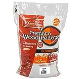 Camerons GPPE20 Holzpellets, natürlich, ohne Füllstoffe (Pecan Beutel mit 0,9 kg Gewicht)