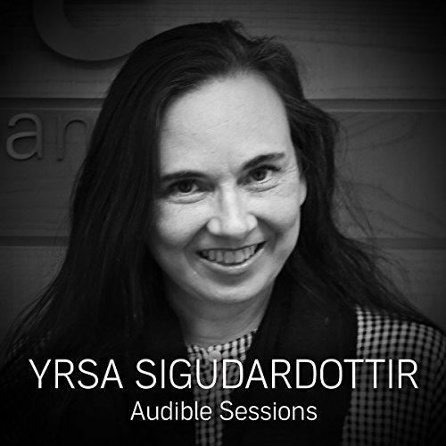 Yrsa Sigurdardottir audiobook cover art