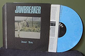 Dear You LP (Original DGC Press) (Baby Blue Marbled Vinyl)