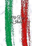 Mi Viaje a Italia…: ¡Recuerda tu viaje mucho después de tu regreso! 100 páginas de Notas para completar a medida que sus aventuras se desarrollen. 17,78 x 25,4 cm