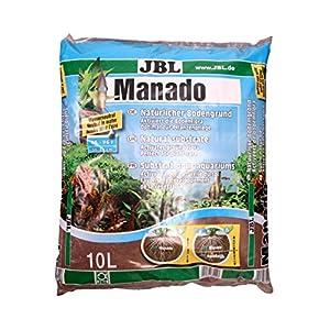 JBL Manado 10 l, Natural substrate for freshwater aquariums