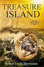 Treasure Island (Large Print)