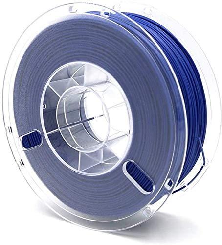 XHCP PLA de Filament d'imprimante 3D, matériaux d'impression en Trois Dimensions 1.75mm modèle d'art Architectural Multicolore Couleur générale: Bleu