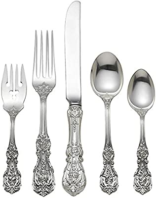Reed & Barton Francis I 5 Pc Place Setting, Dinner Size