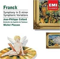 Franck: Symphony in D Minor/Symphonic Variations