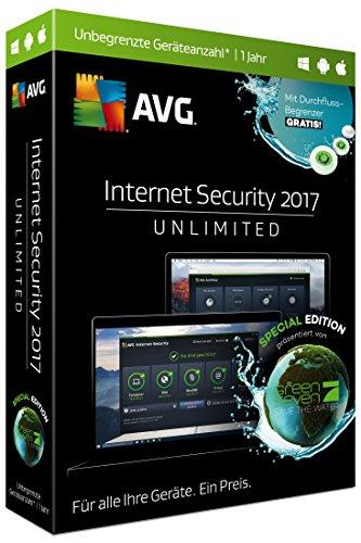 Preisvergleich Produktbild AVG Internet Security 2017 - Special Edition