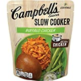 Campbell's Slow Cooker Sauces Buffalo Chicken, 12 oz. Pouch