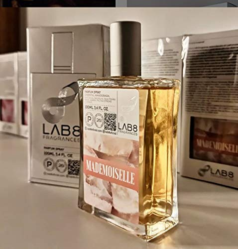 Perfume Lab 8 Madeimoselle - Releitura Coco Madeimoselle Chanel