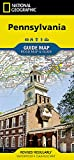 Pennsylvania (National Geographic Guide Map)