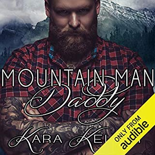 Mountain Man Daddy audiobook cover art