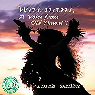 Wai-nani: A Voice from Old Hawai'i cover art