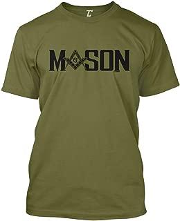Mason - Square and Compass Illuminati Men's T-Shirt