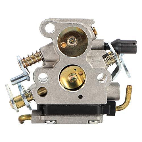 Changor Carburador, Hecho de aleación de Aluminio Fácil instalación Calidad Aleación de Aluminio Equipo Original Fabricante