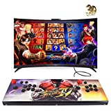 HLLGAME 3D Pandora's Box Home Arcade Game Console, 3160 Classic-Spiele Joystick Spielkonsole,...