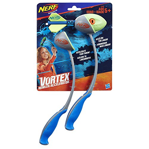 Nerf E1892EU4 Sports Vortex Flinger, werpspel, kleurrijk