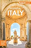 Fodor's Essential Italy 2022 (Full-color Travel Guide)