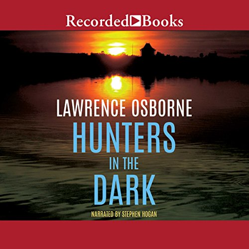 Hunters in the Dark audiobook cover art