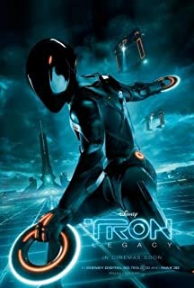 Tron Legacy Movie Poster #A02 24