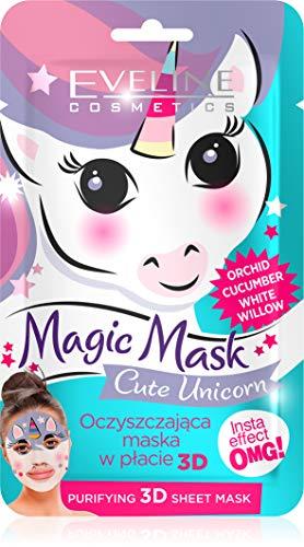 Eveline Cosmetics Masque Facial Flat Unicorn