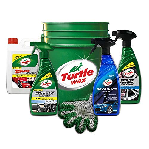 Turtle Wax 51069 Quick & Easy Car Cleaning Kit