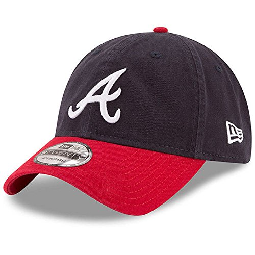 New Era Atlanta Braves MLB On Field Replica 9TWENTY 920 Dad Cap