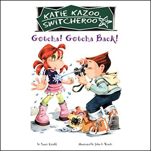 Gotcha! Gotcha Back! cover art