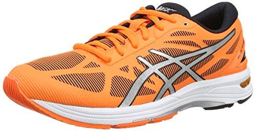 ASICS Gel-DS Trainer 20, Zapatillas de Running Hombre^Mujer, Naranja (Flash Orange/Silver/Black 3093), 47