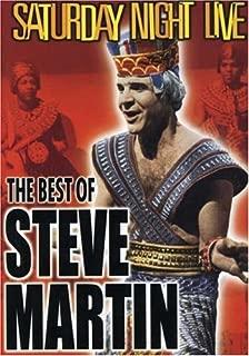 Saturday Night Live - The Best of Steve Martin