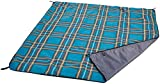 Uquip Scotty L Outdoor Picnic Blanket - Large Size - Blue Yellow