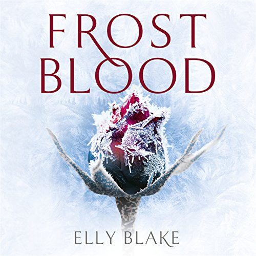 Frostblood cover art