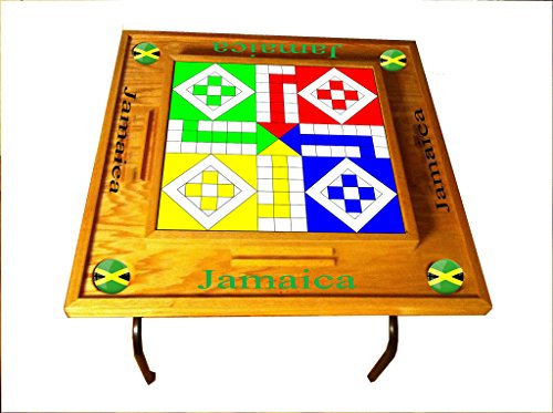 Review Jamaica Domino Table the Luda game