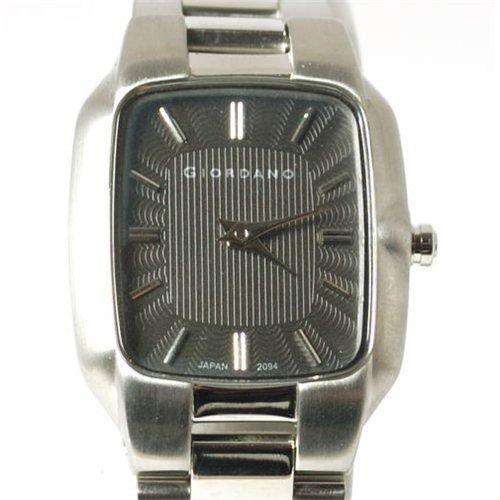 Giordano 2094-1 Herrenuhr mit grauem Zifferblatt