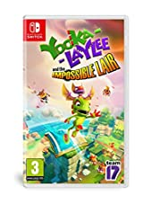 Yooka-Laylee - The Impossible Lair - Switch