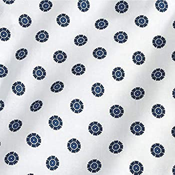 Medline Patient Gown Tie Side 3X-Large Snowflake  Pack of 12