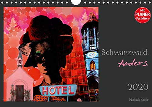 Schwarzwald. Anders. (Wandkalender 2020 DIN A4 quer)
