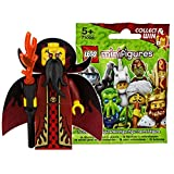 レゴ(LEGO) ミニフィギュア シリーズ13 悪い魔法使い 未開封品|LEGO Minifigures Series14 Evil Wizard 【71008-10】