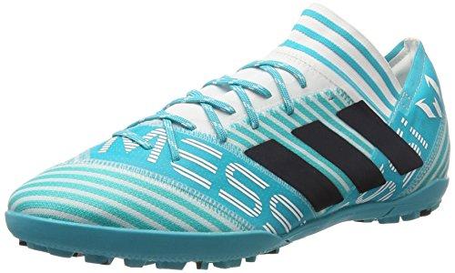 adidas Herren Nemeziz Messi Tango 17.3 TF Fußballschuhe, Blau (Footwear White/Legend Ink/Energy Blue), 48 EU