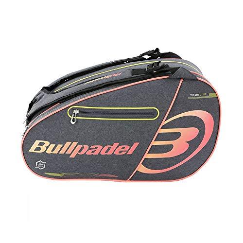 Bull padel Bolsa BULLPADEL BPP-21004 Tour 017 Paletero, Adultos Unisex, Rosa (Rosa), Talla Única