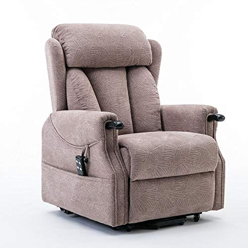 Dual Motor Electric Riser and Recliner Chair