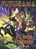 Futurama El Juego De Bender [DVD]